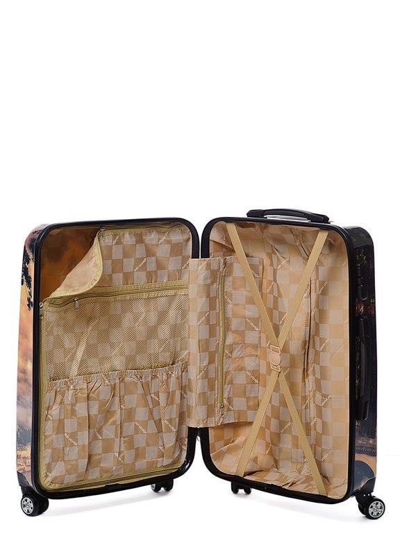 828a133a18c1 Чемоданы SunVoyage - Пластиковый чемодан Sunvoyage